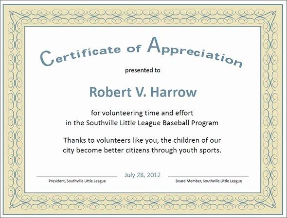 Certificate Of Appreciation for Teachers Fresh Free 35 Best Printable Certificate Of Appreciation Templates In Illustrator Indesign
