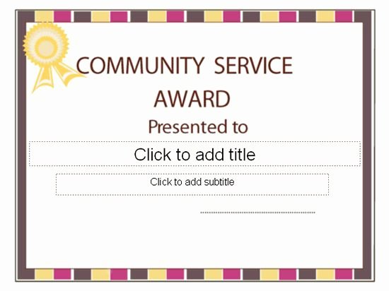Certificate Of Service Template Fresh Templates Free Templates and Free Certificates On Pinterest