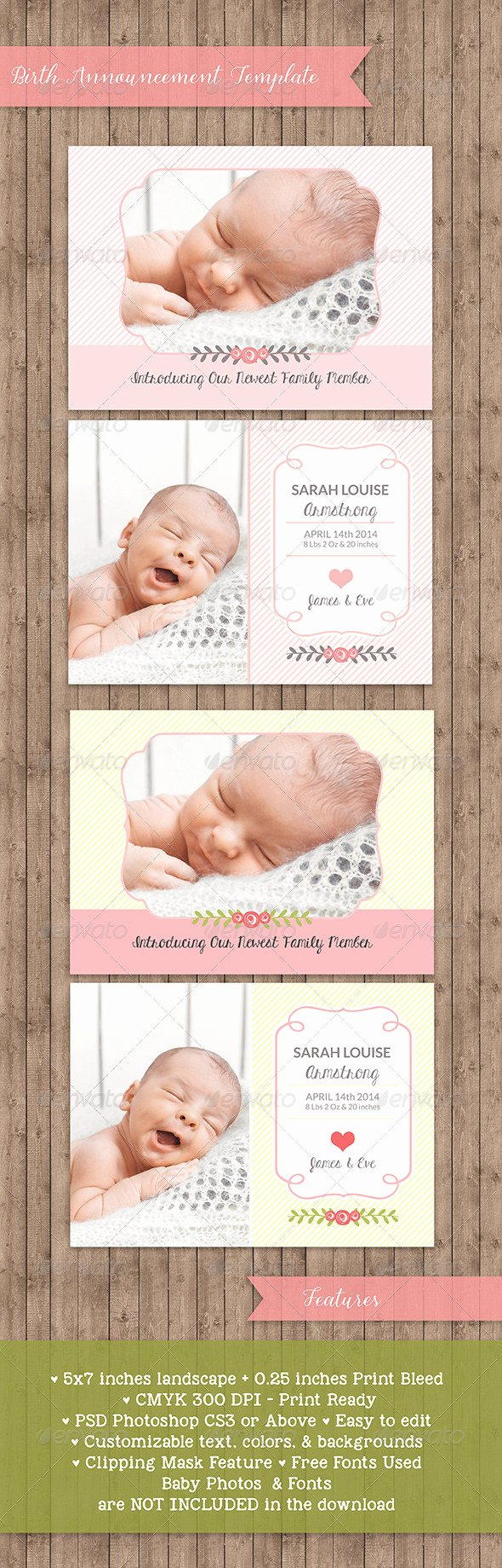 Chalkboard Baby Announcement Template Awesome Free Digital Birth Announcement Templates Chalkboard Dondrup