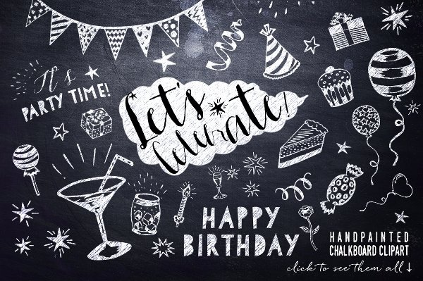 Chalkboard Birthday Sign Template Luxury 13 Chalk Board Invitation Template Psd Eps format Download
