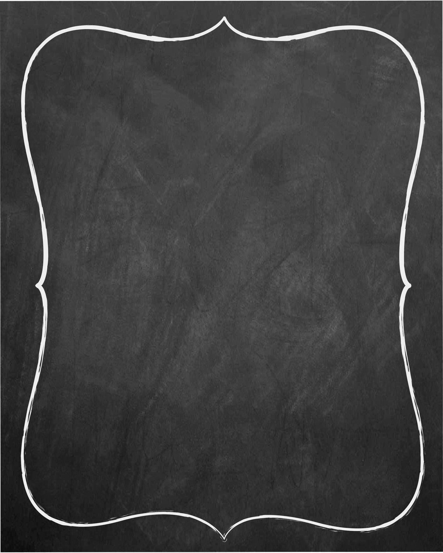 Chalkboard Invitation Template Free Unique Chalkboard Invitation Templates Blank