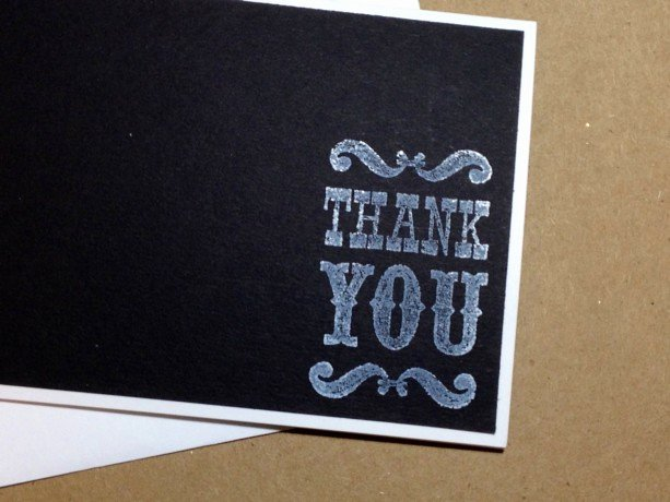 Chalkboard Thank You Cards Awesome Chalkboard Wedding Thank You Card Set Vintage Chalkboard Thank Y