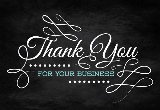 Chalkboard Thank You Cards Elegant How to Stand Out From the Crowd Cardsdirect Blog