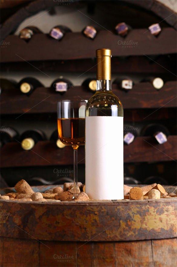 Champagne Bottle Label Template Fresh 35 Wine Label Templates