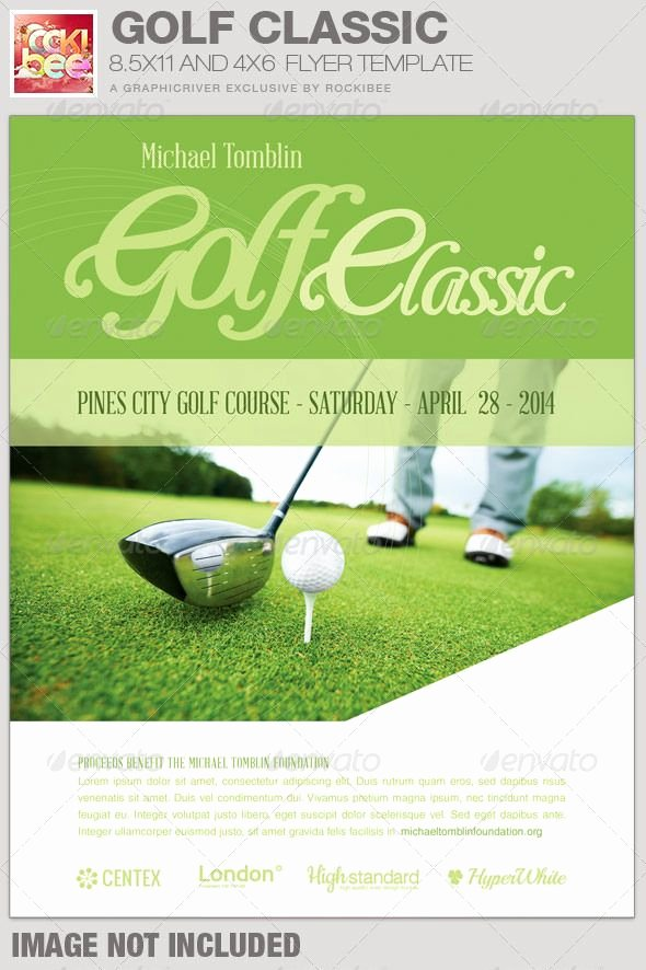 Charity Golf tournament Flyer Best Of 71 Best Images About Charity Flyer Templates On Pinterest