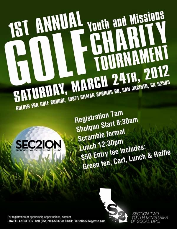 Charity Golf tournament Flyer Elegant 26 Best Golf tournament Images On Pinterest
