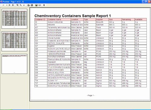 Chemical Inventory List Template Luxury Technology Chemical Inventory Management organize