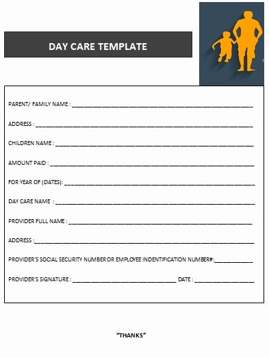 Child Care Invoice Template Elegant Download Child Care Invoice Template Free