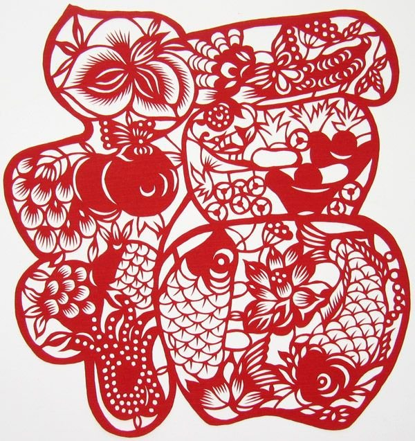 Chinese Paper Cuts Templates Beautiful Chinese Papercut Bat