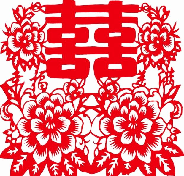 Chinese Paper Cuts Templates Elegant Chinese Paper Cutting Happy Of Chinese Paper