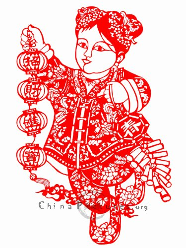 Chinese Paper Cuts Templates Inspirational Paper Cuts the Spring Festival China