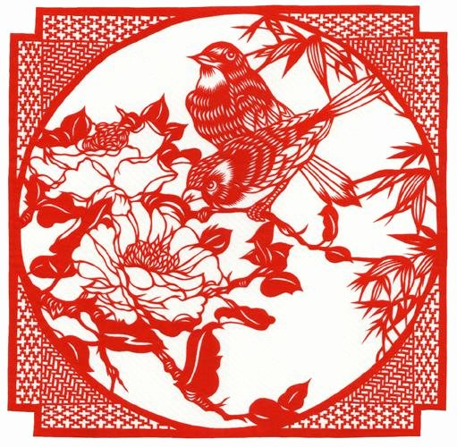 Chinese Paper Cuts Templates Luxury Jianzhi 剪纸 is Also Known as