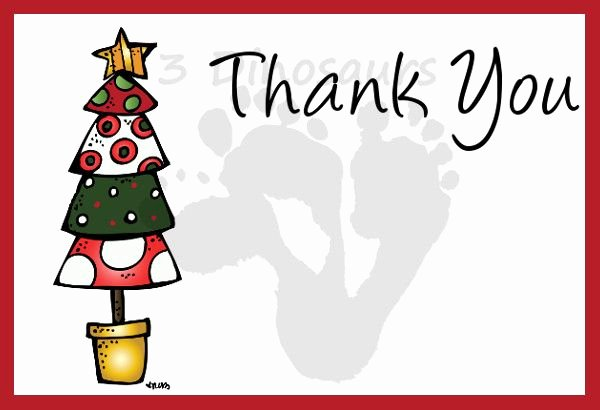 Christmas Thank You Notes Luxury 17 Best Images About Preschool Printables On Pinterest
