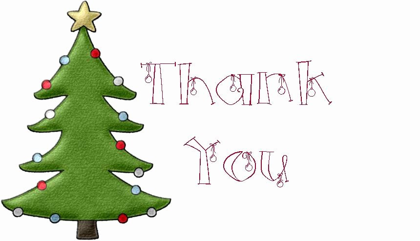 Christmas Thank You Notes Luxury the Blue Hutch Christmas Thank You Notes