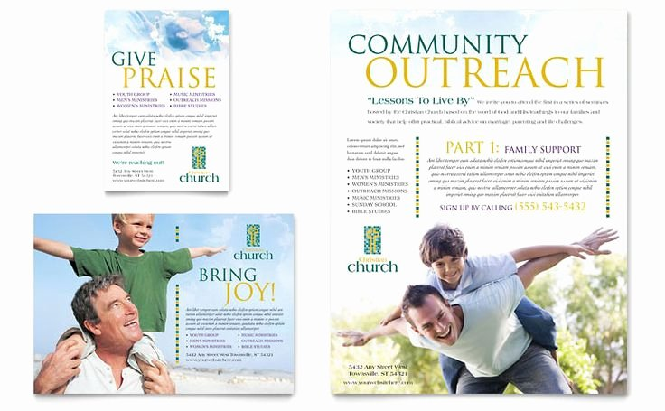 Church Bulletin Templates Indesign Fresh 11 Best Church Bulletin Images On Pinterest