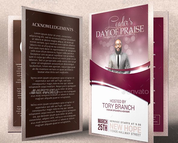 Church Bulletin Templates Indesign Inspirational 47 Nice Church Brochure Templates Psd & Indesign – Desiznworld