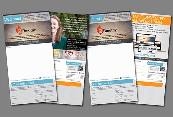 Church Bulletin Templates Indesign New 15 Church Bulletin Templates – Psd Indesign & Illustrator Files Download