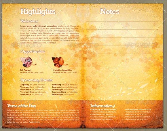 Church Bulletin Templates Microsoft Publisher Beautiful Free 9 Amazing Sample Church Bulletin Templates In Psd
