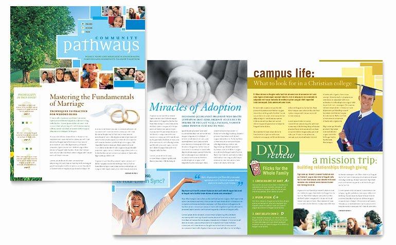 Church Bulletin Templates Microsoft Publisher Best Of Church Bulletin Templates Microsoft Publisher