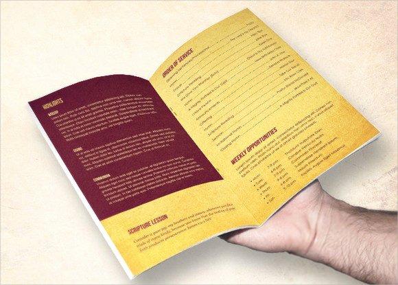 Church Bulletin Templates Microsoft Publisher Luxury Free 9 Amazing Sample Church Bulletin Templates In Psd