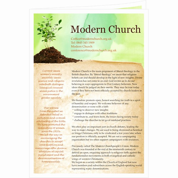 Church Bulletin Templates Microsoft Publisher Unique Newsletter Templates & Samples