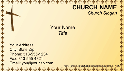 Church Invitation Cards Templates Beautiful Church Invitation Cards Printable
