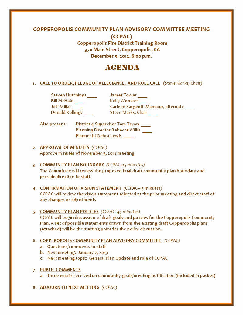 Church Meeting Minutes Template Best Of Best S Of Meeting Outlines for Church Sample Church Meeting Agenda Template Strategic