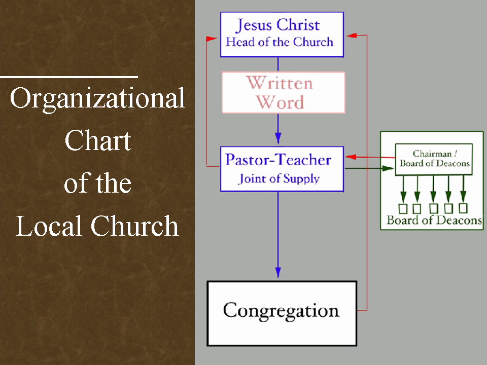 Church organizational Structure Chart Beautiful Hierarchy Of the Local Church