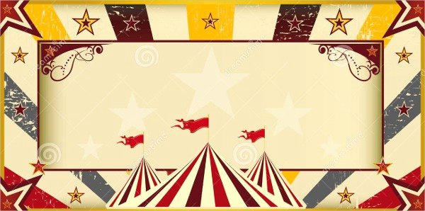 Circus Invitation Template Free Lovely 9 Circus Invitation Templates – Starklx
