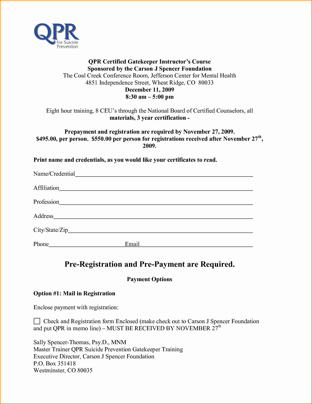 Class Registration form Template Awesome 5 form Templates Word