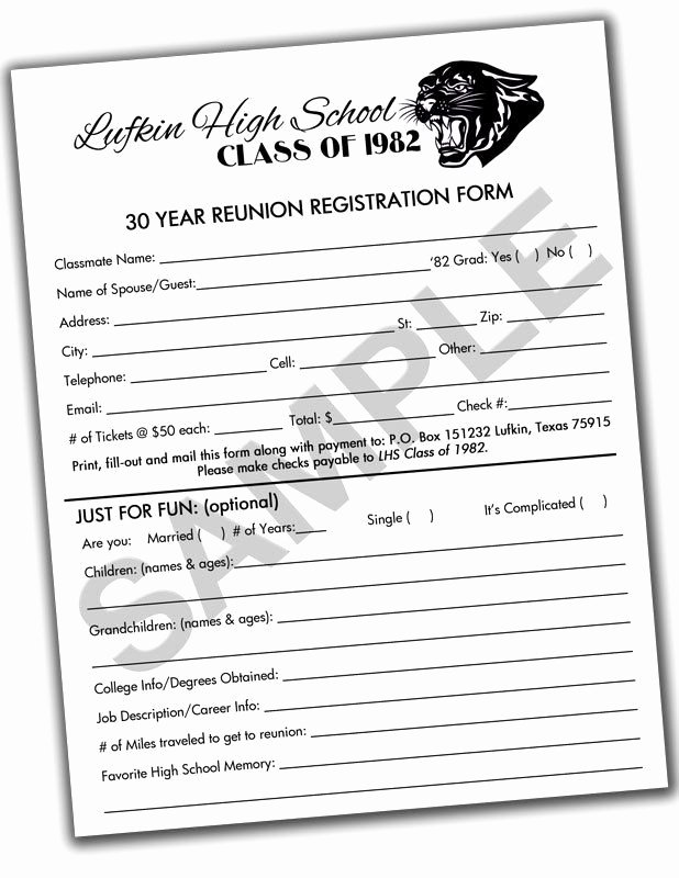 Class Registration form Template Elegant Best 25 Registration form Sample Ideas On Pinterest