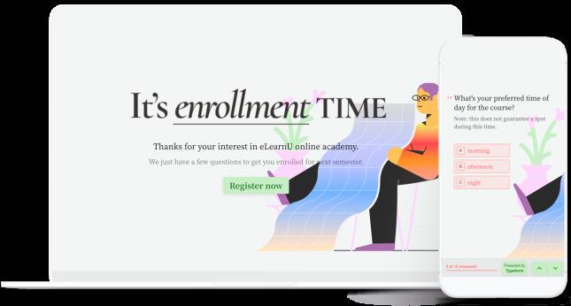 Class Registration form Template Unique Free Course Registration form Template—impress Your Future Students