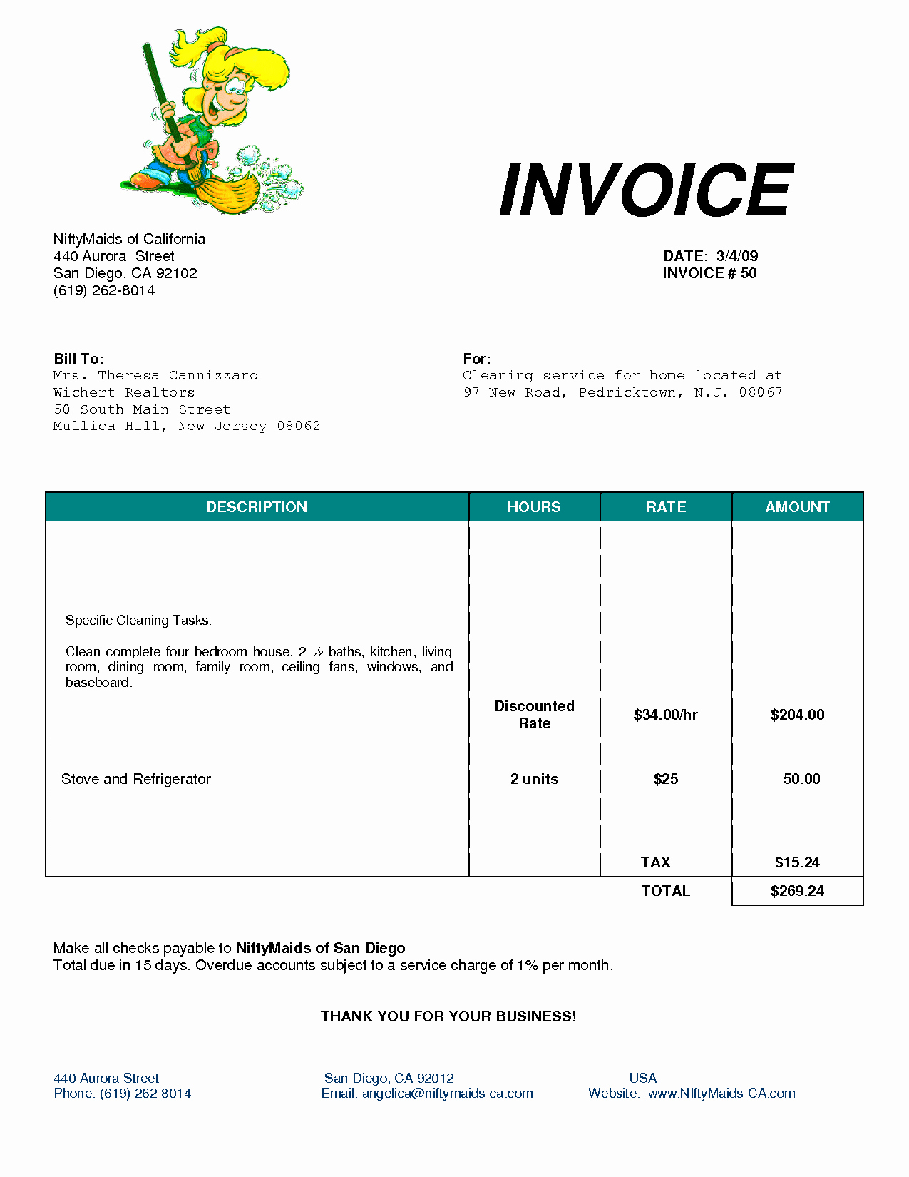 Cleaning Service Invoice Template Inspirational Cleaning Invoice Template Uk