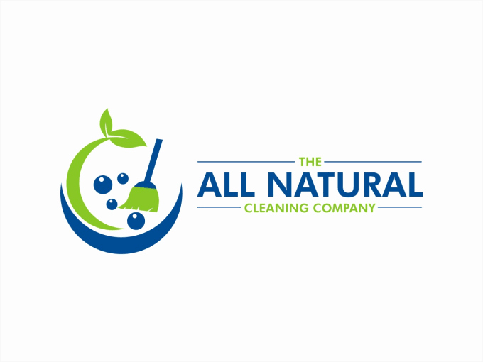 Cleaning Services Logo Templates Awesome Make An Amazing Cleaning Service Illustration Logo Design with Free Vector by Rkristenp 05