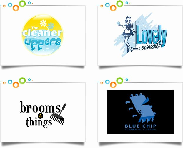 Cleaning Services Logo Templates Best Of House Cleaning Animated House Cleaning for Flyers