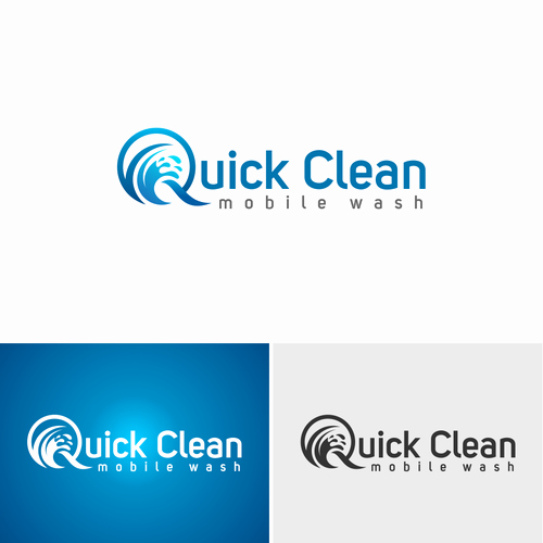 Cleaning Services Logo Templates Best Of Quick Clean Pressure Washing Pany