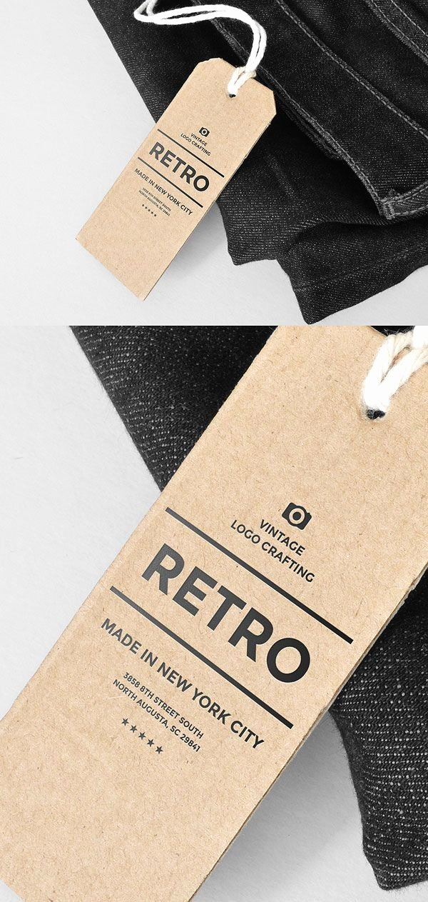 Clothing Hang Tag Template Lovely 15 Free Psd Label and Tag Mockups to Enhance Your Designs Tag