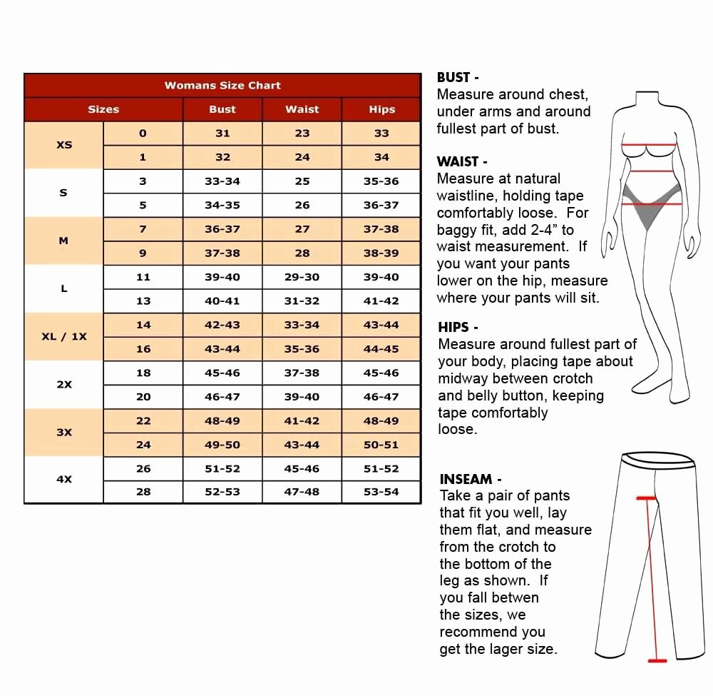 Clothing Size Chart Template Fresh Clothes Fashion International Size Chart tools