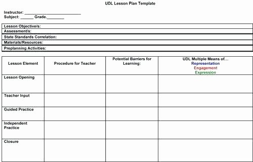 co teaching universal lesson plan template co teaching lesson 2