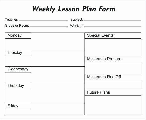 Co Teaching Lesson Plan Template Unique Co Teaching Lesson Plan Template Pdf