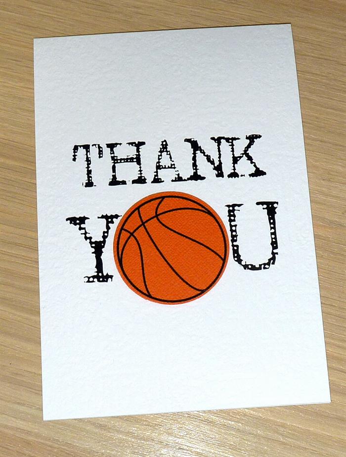 Coach Thank You Cards Luxury Thank You Coach Card soccer Basketball Netball Football