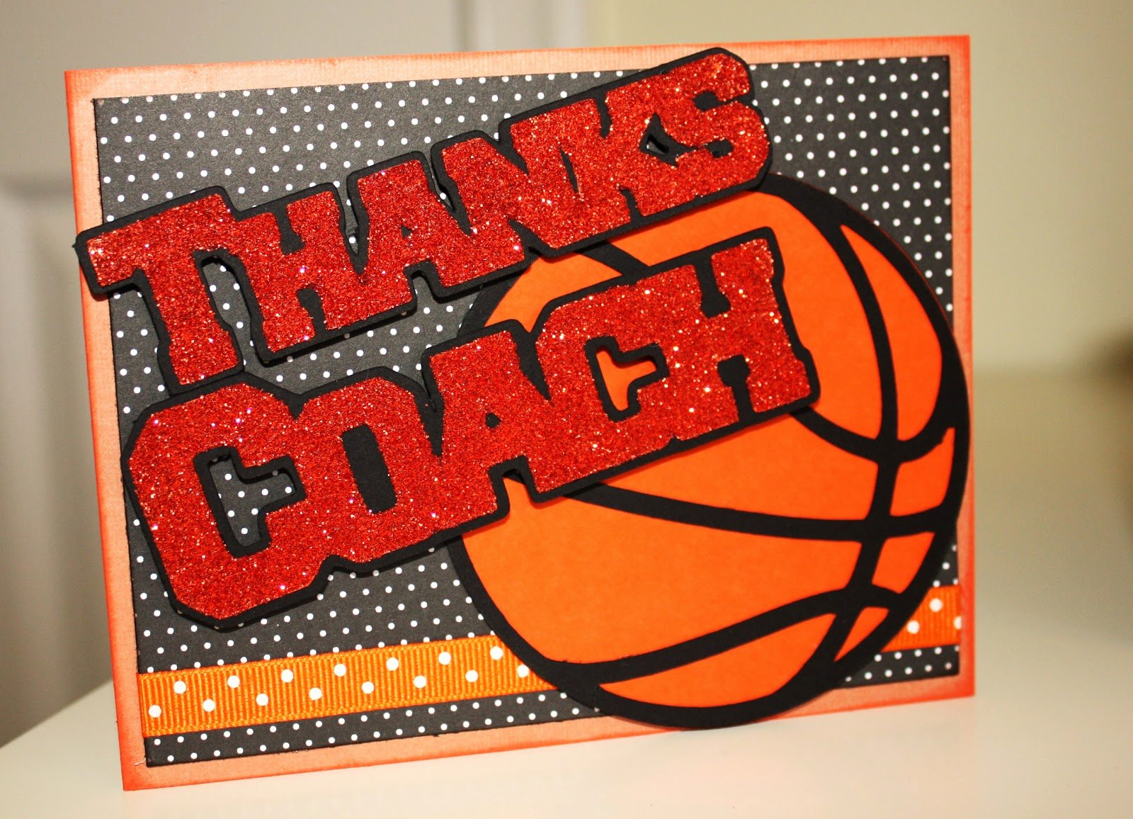 Coach Thank You Cards New A Techy Teacher with A Cricut Thank You Cards for Basketball Coaches
