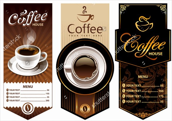 Coffee Shop Menu Template Luxury 20 Coffee Menu Templates – Free Sample Example format Download