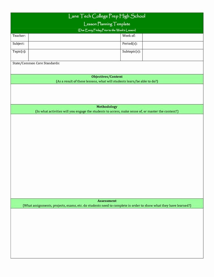 College Lesson Plan Template Lovely 17 Best Images About Teaching Resource On Pinterest