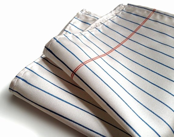 College Rule Notebook Paper Luxury Notebook Paper Pocket Square College Ruled Wide Ruled Lined