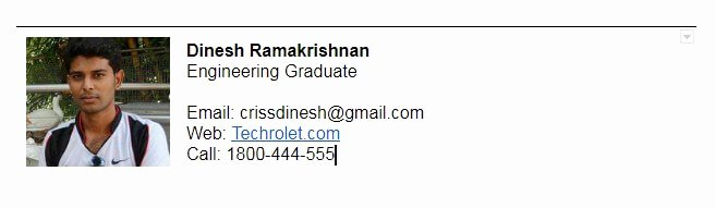 College Student Email Signature Fresh How to Create College Student Email Signature Diy Guide Techrolet