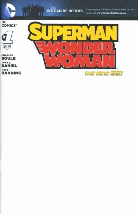 Comic Book Cover Template Beautiful Superman Wonder Woman 3d Dc Ics Icbookrealm