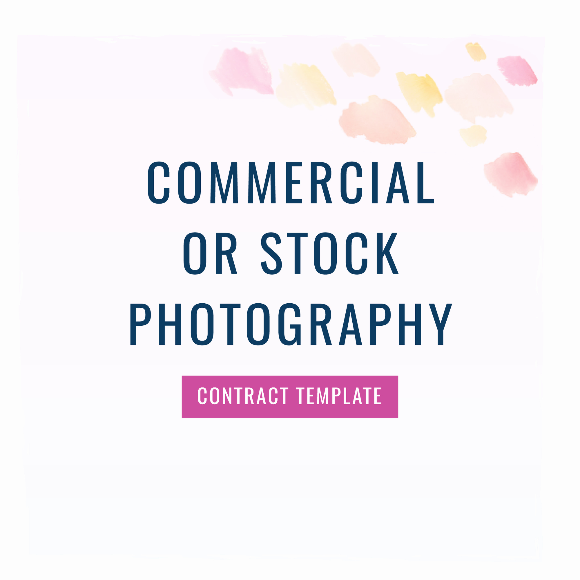 Commercial Photography Contract Template Unique Mercial or Stock Graphy Contract Template the Contract Shop