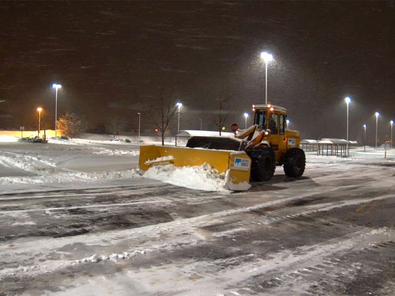 Commercial Snow Removal Contract Awesome Snow Plowing St Paul Lions Maintenance