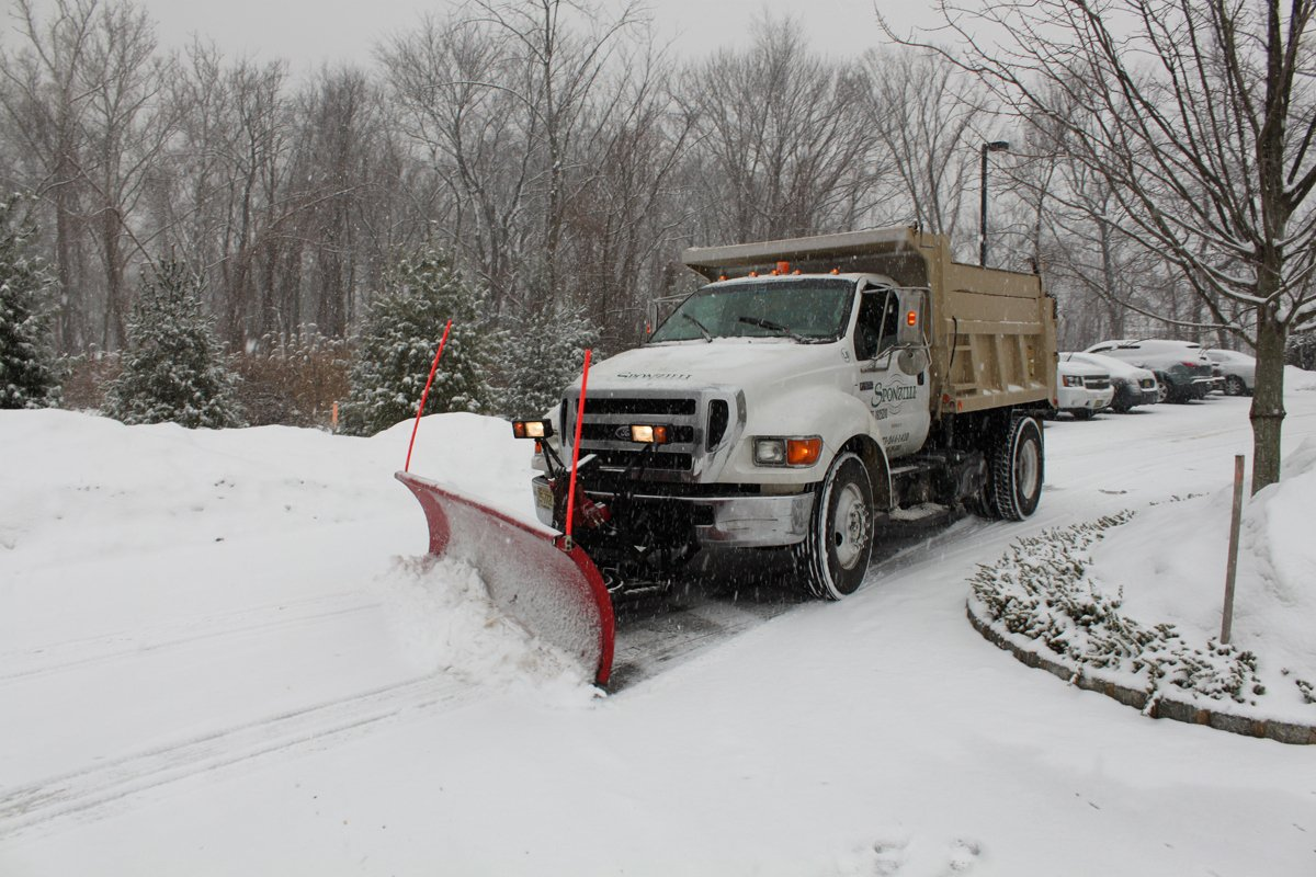 Commercial Snow Removal Contract Luxury Snow Management Services Sponzilli Landscape Group